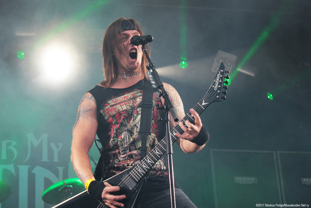 "Bullet for My Valentine | Matthew ""Matt"" Tuck"