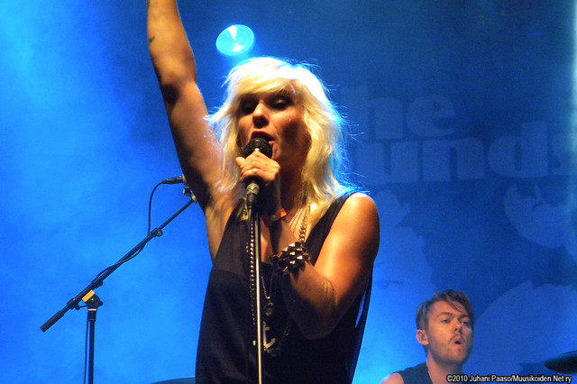 The Sounds | Maja Ivarsson