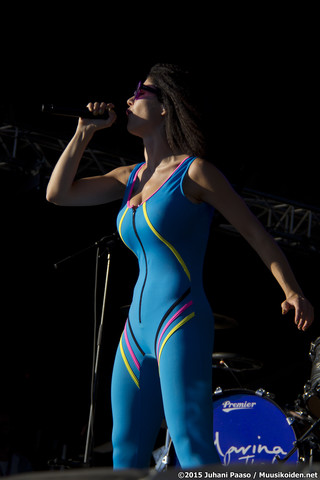 Ruisrock 2015 | Marina and the Diamonds