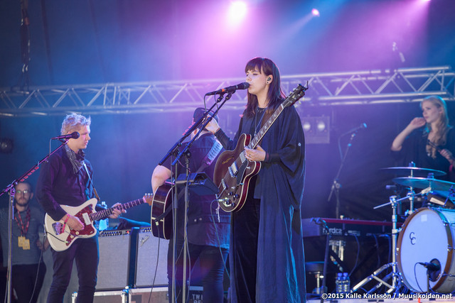 Ruisrock 2015 | Of Monsters and Men