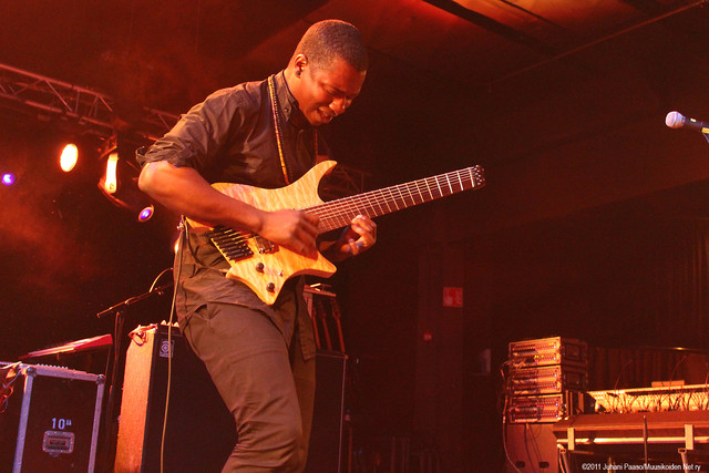 Animals as Leaders | Tosin Abasi