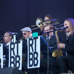 Ricky-Tick Big Band | Ricky-Tick Big Band Ruisrockissa 2016